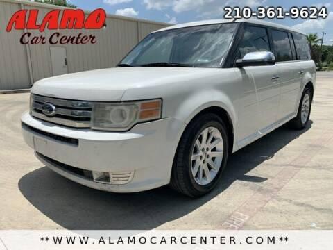 2009 Ford Flex for sale at Alamo Car Center in San Antonio TX