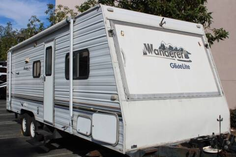 2002 Thor Industries Wanderer for sale at Rancho Santa Margarita RV in Rancho Santa Margarita CA