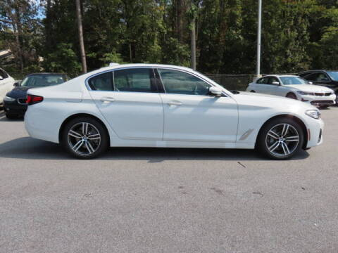 2021 BMW 5 Series for sale at Southern Auto Solutions - Georgia Car Finder - Southern Auto Solutions - BMW of South Atlanta in Marietta GA