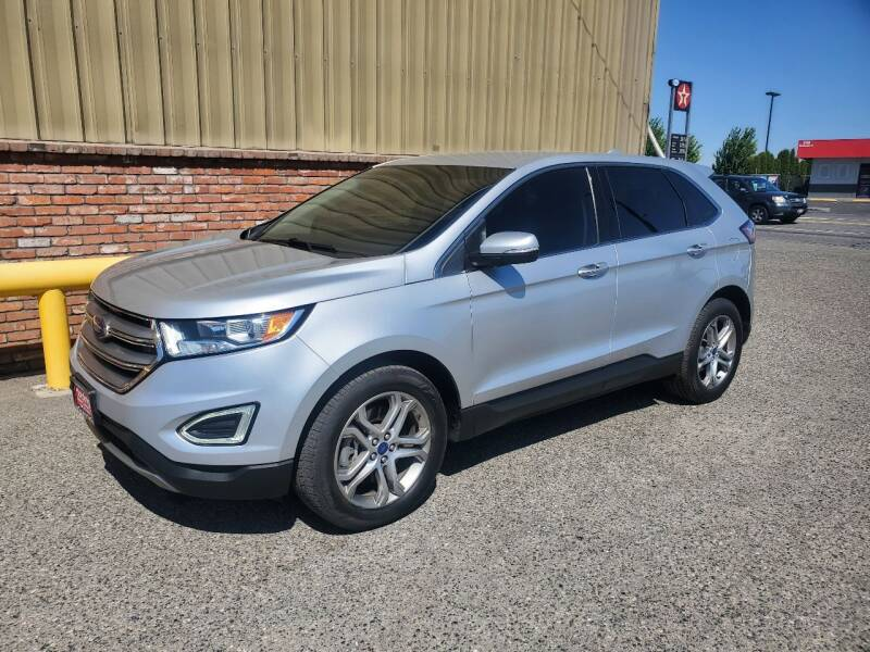 2015 Ford Edge for sale at Harding Motor Company in Kennewick WA