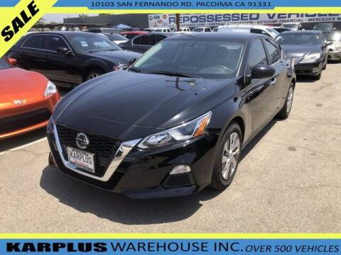 2020 Nissan Altima for sale at Karplus Warehouse in Pacoima CA