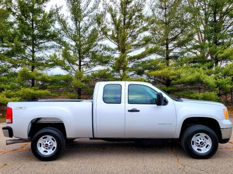 2013 GMC Sierra 2500HD for sale at Finish Line Auto Sales Inc. in Lapeer MI