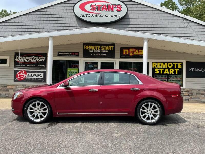 2009 Chevrolet Malibu for sale at Stans Auto Sales in Wayland MI