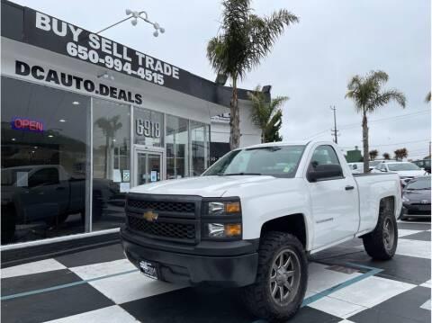 2014 Chevrolet Silverado 1500 for sale at AutoDeals in Daly City CA