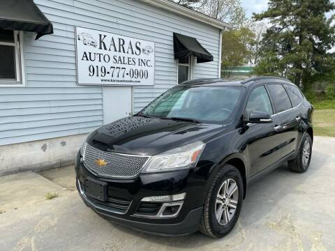 2016 Chevrolet Traverse for sale at Karas Auto Sales Inc. in Sanford NC