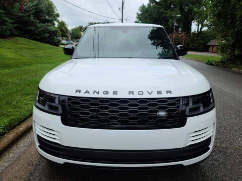 2021 Land Rover Range Rover for sale at IMPORT AUTO SOLUTIONS, INC. in Greensboro NC