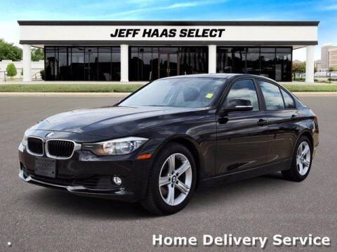 2013 BMW 3 Series for sale at JEFF HAAS MAZDA in Houston TX