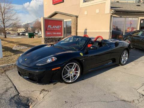 2006 Ferrari F430 for sale at PLANET AUTO SALES in Lindon UT