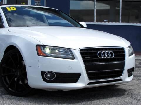 2010 Audi A5 for sale at Orlando Auto Connect in Orlando FL