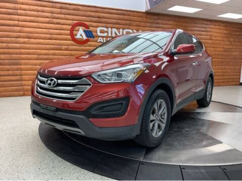 2015 Hyundai Santa Fe Sport for sale at Dixie Motors in Fairfield OH