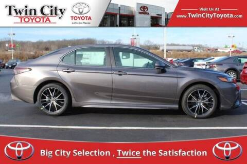 2021 Toyota Camry for sale at Twin City Toyota in Herculaneum MO