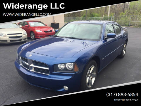 2010 Dodge Charger for sale at Widerange LLC in Greenwood IN