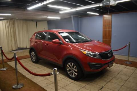 2015 Kia Sportage for sale at Adams Auto Group Inc. in Charlotte NC
