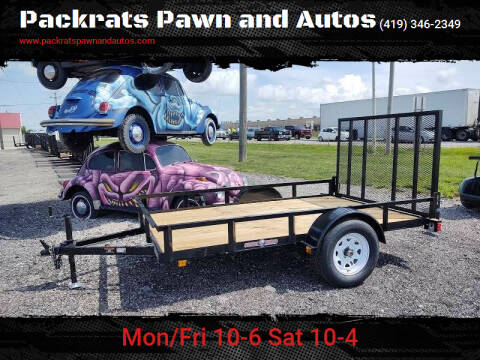 2020 Currahee Trailers Inc. L610 for sale at Packrats Pawn and Autos in Defiance OH