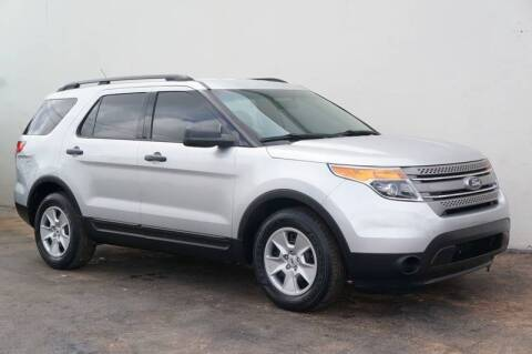 2014 Ford Explorer for sale at Prado Auto Sales in Miami FL