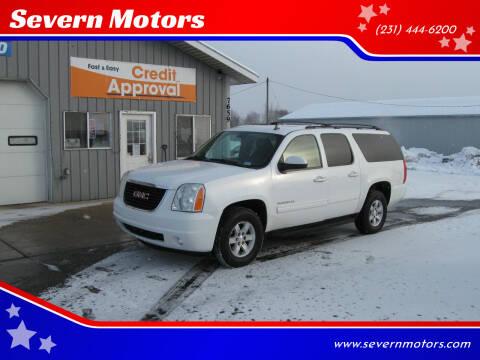 2011 GMC Yukon XL for sale at Severn Motors in Cadillac MI