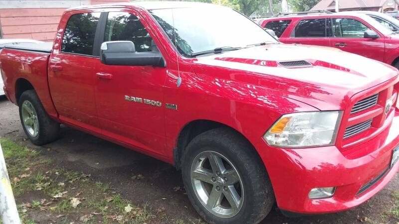 2012 RAM Ram Pickup 1500 for sale at Sunrise Auto Sales in Stacy MN