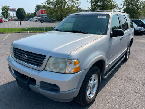 2002 Ford Explorer for sale at Diana Rico LLC in Dalton GA