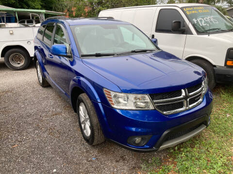 2015 Dodge Journey for sale at Harbor Oaks Auto Sales in Port Orange FL