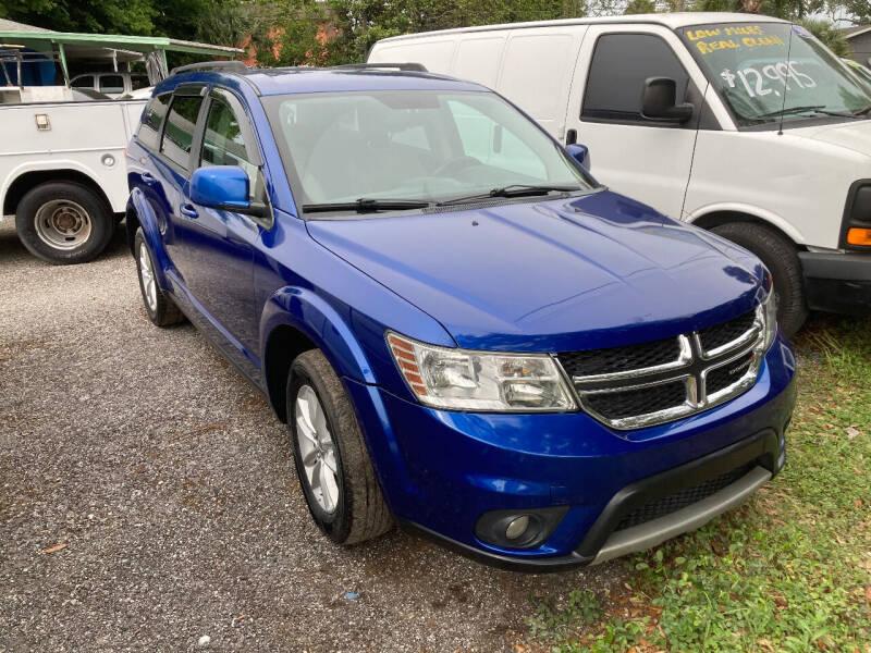 2015 Dodge Journey for sale at Harbor Oaks Auto Sales in Port Orange FL