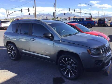 2014 Jeep Compass for sale at SPEND-LESS AUTO in Kingman AZ