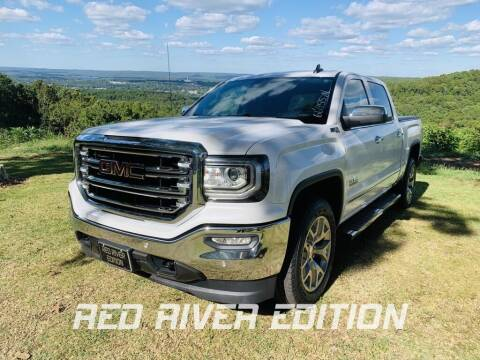 2018 GMC Sierra 1500 for sale at RED RIVER DODGE - Red River of Malvern in Malvern AR