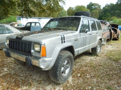 1995 Jeep Cherokee for sale at Classic Cars of South Carolina in Gray Court SC