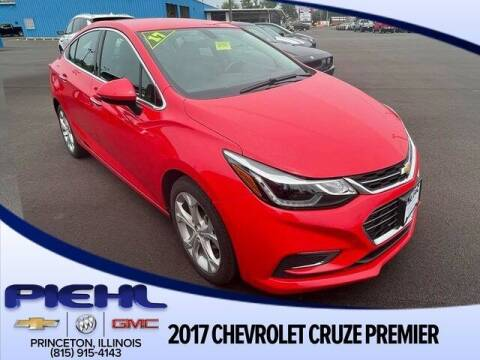 2017 Chevrolet Cruze for sale at Piehl Motors - PIEHL Chevrolet Buick Cadillac in Princeton IL