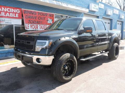 2014 Ford F-150 for sale at Drive Auto Sales & Service, LLC. in North Charleston SC