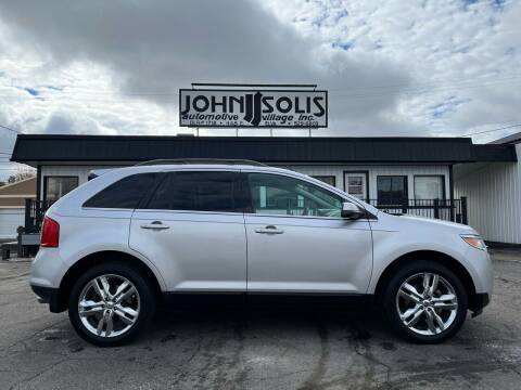 2013 Ford Edge for sale at John Solis Automotive Village in Idaho Falls ID