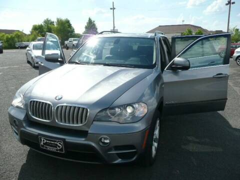 2013 BMW X5 for sale at Prospect Auto Sales in Osseo MN
