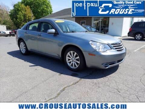 2010 Chrysler Sebring for sale at Joe and Paul Crouse Inc. in Columbia PA