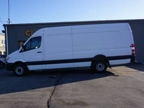 2015 Mercedes-Benz Sprinter Cargo for sale at Clawson Auto Sales in Clawson MI