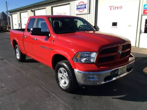 2012 RAM Ram Pickup 1500 for sale at TRI-STATE AUTO OUTLET CORP in Hokah MN