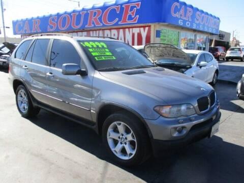 2004 BMW X5 for sale at CAR SOURCE OKC in Oklahoma City OK