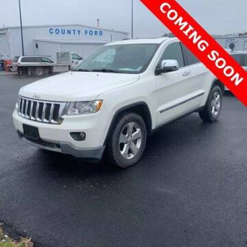 2011 Jeep Grand Cherokee for sale at Monster Cars in Pompano Beach FL