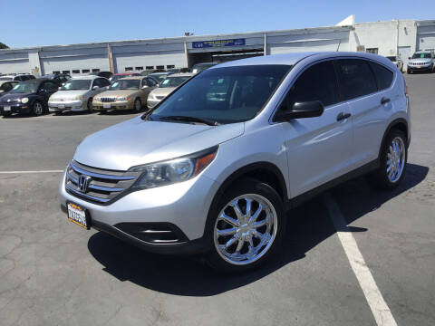 2013 Honda CR-V for sale at My Three Sons Auto Sales in Sacramento CA