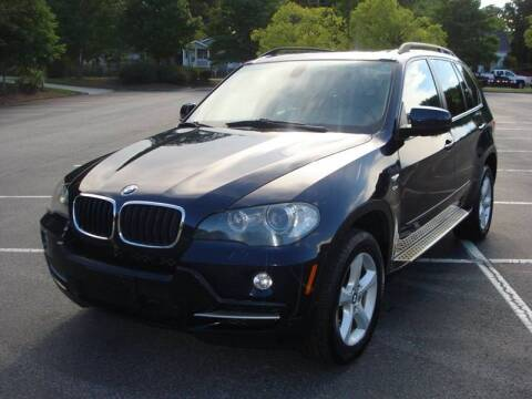 2008 BMW X5 for sale at Uniworld Auto Sales LLC. in Greensboro NC