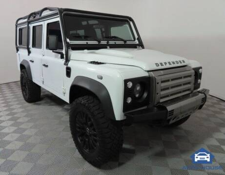 1993 Land Rover Defender for sale at Autos by Jeff Scottsdale in Scottsdale AZ