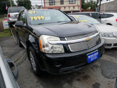 2007 Chevrolet Equinox for sale at MICHAEL ANTHONY AUTO SALES in Plainfield NJ