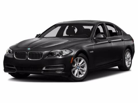 2016 BMW 5 Series for sale at MILLENNIUM HONDA in Hempstead NY
