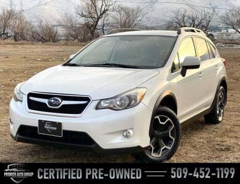 2013 Subaru XV Crosstrek for sale at Premier Auto Group in Union Gap WA