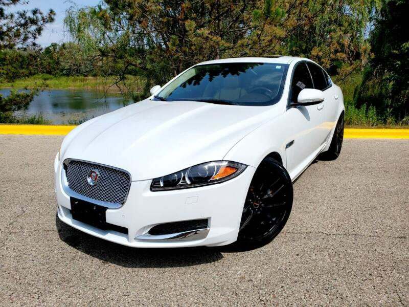2015 Jaguar XF for sale at Excalibur Auto Sales in Palatine IL