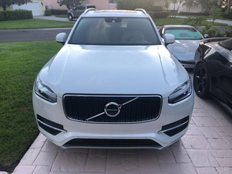 2017 Volvo XC90 for sale at AUTOSPORT in Wellington FL