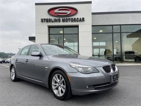 2009 BMW 5 Series for sale at Sterling Motorcar in Ephrata PA