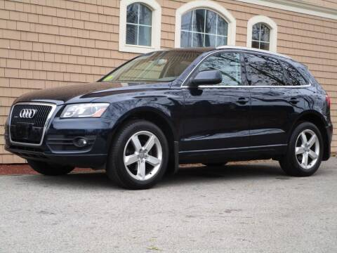 2009 Audi Q5 for sale at Car and Truck Exchange, Inc. in Rowley MA