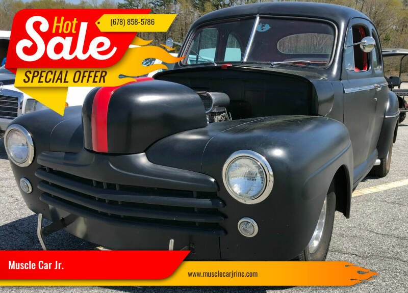 1947 Ford Business Coupe for sale at Muscle Car Jr. in Alpharetta GA