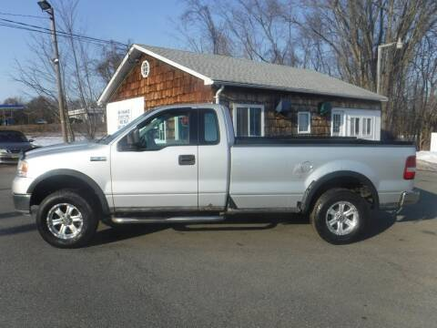 2004 Ford F-150 for sale at Trade Zone Auto Sales in Hampton NJ