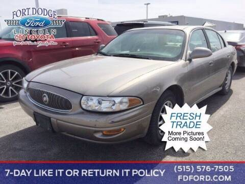 2004 Buick LeSabre for sale at Fort Dodge Ford Lincoln Toyota in Fort Dodge IA