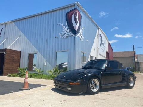 1985 Porsche 911 for sale at Barrett Auto Gallery in San Juan TX